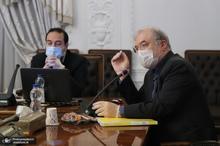 جلسه رؤسای کمیتههای ستاد ملی مقابله با کرونا