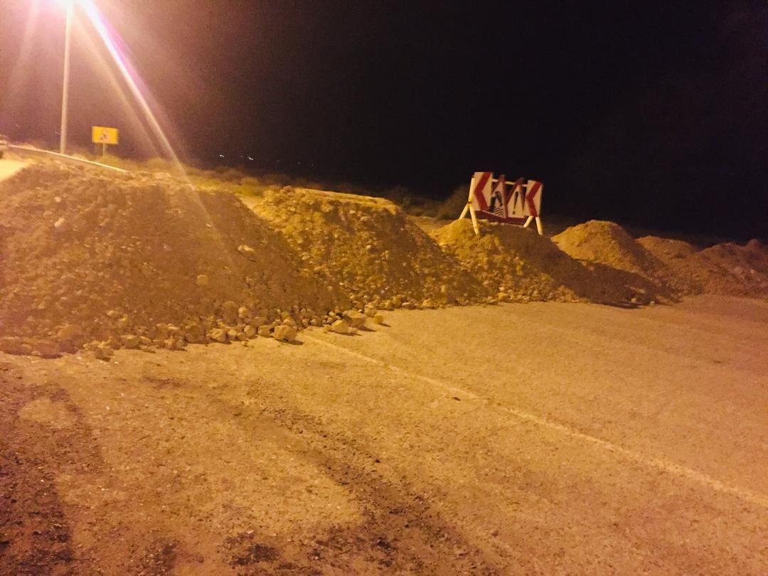 فرماندار:تمام مسیرهای ایرانشهر بر روی مسافران بسته شد