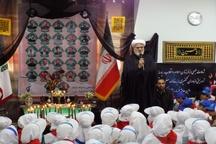 یاد 27 شهید حادثه تروریستی در 27 مدرسه خاش گرامی داشته شد