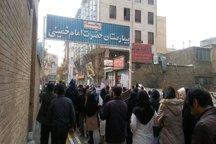 نگران بودیم که مبادا بیمارستان امام خمینی کرج به پاساژ تبدیل شود