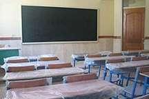 مدرسه سه کلاسه خیرساز در کوهدشت بهره برداری شد