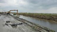 200 میلیارد ریال برای لایروبی رودخانه های کردستان هزینه شده است