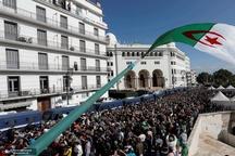 تاریخ تکرار می شود: انقلابی جدید در الجزایر+ تصاویر