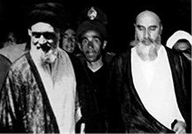 امام خمینی و آیت الله کاشانی