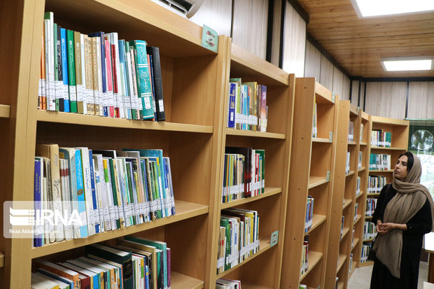 محدودیت فضاهای کتابخانهای مانع ارتقاء فرهنگ مطالعه نشود