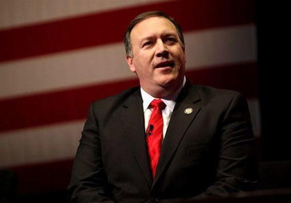 وزیر خارجه آمریکا در اوج بحران کرونا: فشار حداکثری بر ایران ادامه مییابد