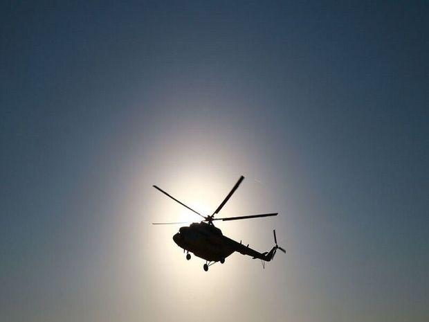 اعزام ۲ فروند بالگرد به مناطق زلزلهزده آذربایجانشرقی