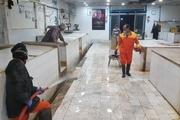 گشت ویژه پیشگیری از شیوع ویروس کرونا در گناوه تشکیل شد