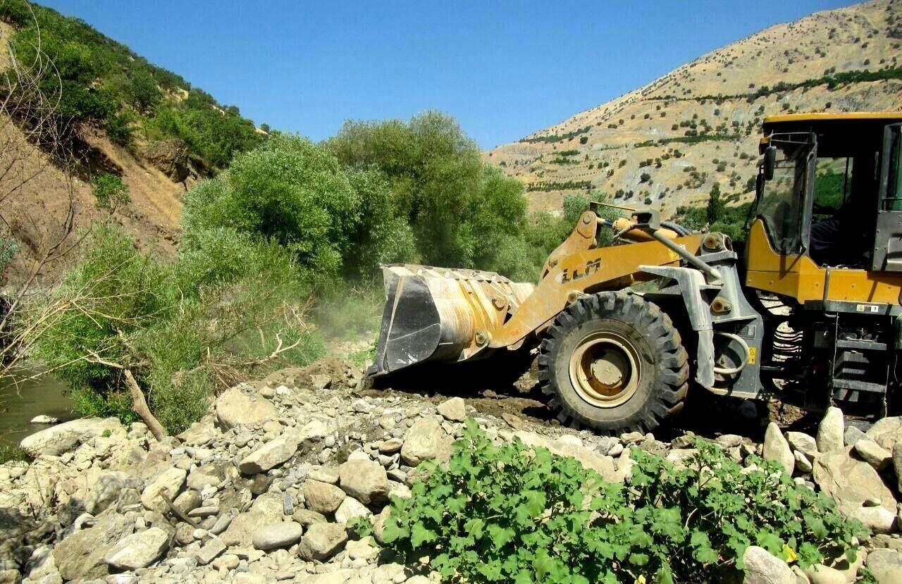 ۱۱۰ هکتار از زمینهای ملی جنوب کرمان رفع تصرف شد