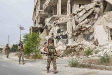 درگیری شدید گروه های مسلح سوری هوادار ترکیه در عفرین/ جنایت غیرانسانی تروریستها