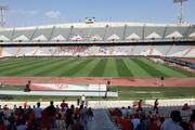 دربهای ورزشگاه آزادی باز شد + عکس