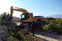 هشدار مسوولان درباره ساخت و ساز در اراضی کشاورزی شاهیندژ