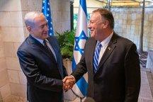 جلسه پمپئو و نتانیاهو با محوریت ایران