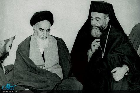 روایت اسقف کاپوچی از دیدار با امام