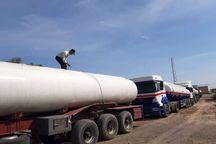 ۲۴ هزار لیتر سوخت قاچاق در آذربایجانغربی کشف شد