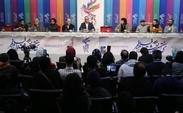دعوای مجری و خبرنگار در نشست خبری