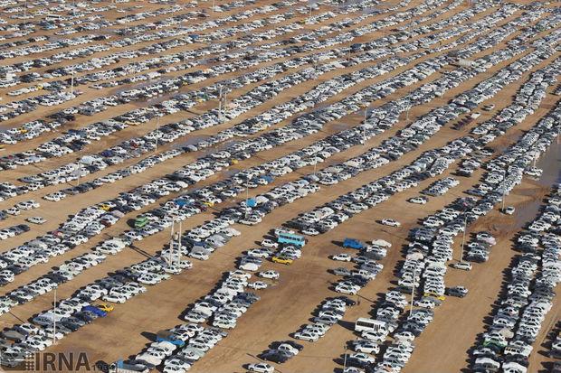 ممنوعیت کامل عبور خودروهای شخصی زائران اربعین حسینی به عراق از مرز چذابه