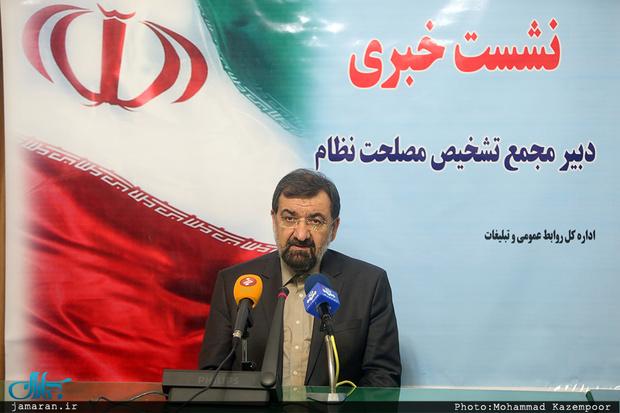محسن رضایی: آمریکا از موشکهای ایران هراس دارد
