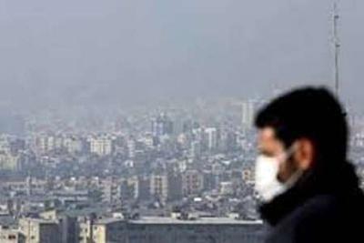 وقوع طوفان و آلودگی هوا در آذربایجان غربی