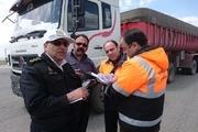 تردد در جادههای قزوین برای رانندگان متخلف اتوبوس ناامن میشود