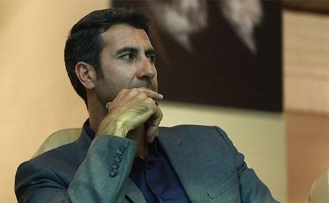 بهنام محمودی قهر کرد