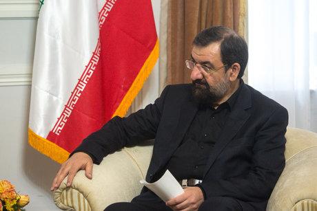 جلسه مشترک دبیر مجمع و وزیر کشور در خصوص زلزله مسجدسلیمان
