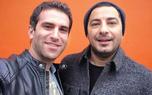 نوید محمدزاده و هوتن شکیبا در قهوه قجری