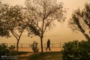 آغازبارش باران در خوزستان از فردا  کاهش دیدافقی ناشی از گرد و خاک