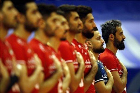 تعداد بازیکنان کرونایی تیم ملی والیبال به 5 نفر رسید