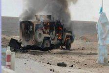 کشته شدن یک افسر آمریکایی در شرق سوریه