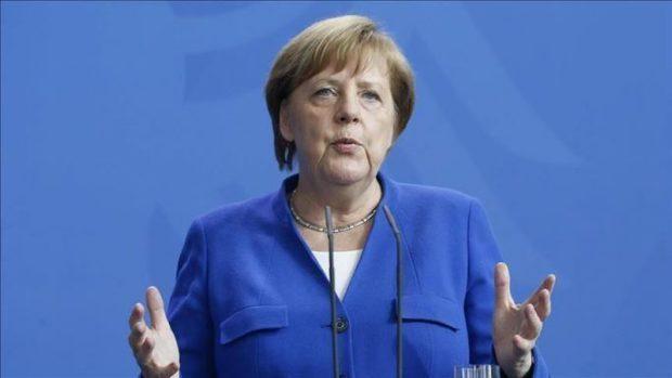 صدر اعظم آلمان هم نژادپرستی ترامپ را محکوم کرد
