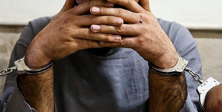 دستگیری قاتل فراری در فارسان