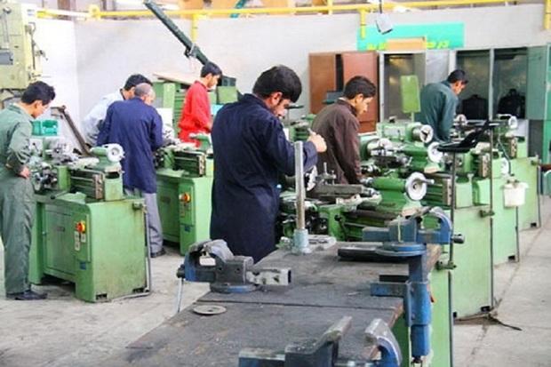 2600 نفر در مهاباد آموزش مهارتی فرا گرفتند