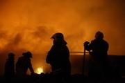 حریق جکوزی در شمال پایتخت حدود 60 نجات یافته داشت