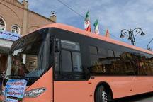 8 دستگاه اتوبوس به ناوگان حمل و نقل شهری ارومیه اضافه شد