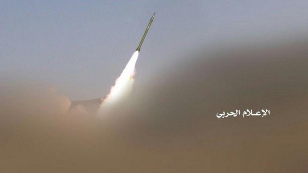حمله موشکی انصار الله یمن به رژه نظامی نیروهای ائتلاف عربی و متحدانش