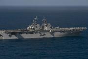 کشتی جنگی دیگر آمریکا وارد خاورمیانه شد