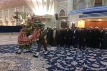 مدیران سازمان اوقاف  با آرمان های امام راحل تجدید پیمان کردند