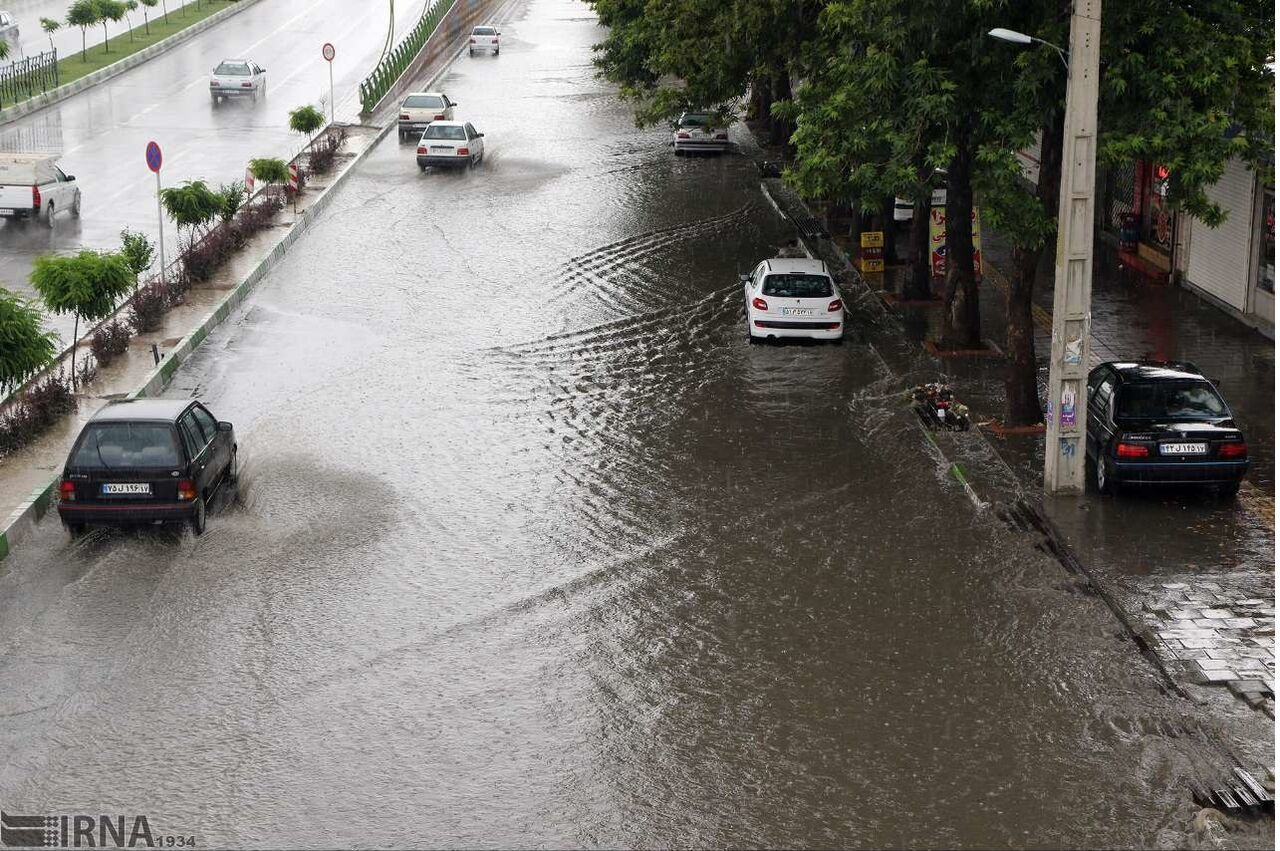 بارش های رگباری  از بامداد یکشنبه در البرز
