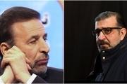 پاسخ تند واعظی به صادق خرازی: برای روی کار آمدن روحانی چه کردی؟/ عارف در انتخابات 92 شانسی برای رقابت نداشت