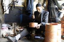 اشتغال هفت هزار نفر زنجانی در صنایع دستی