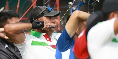 تیم کامپوند مردان به مدال برنز دست یافت