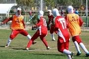 قضاوت داوران زن فوتبال ایران در بازیهای آسیایی 2019