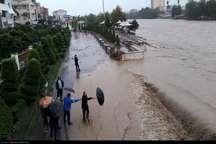 اورژانس مازندران تعداد کشته شدگان سیل را چهار نفر اعلام کرد