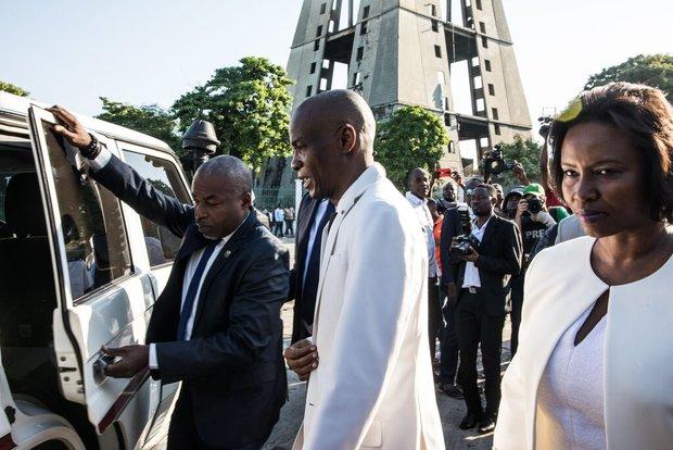 ترور رئیس جمهور هائیتی در خانه اش