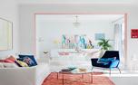 خانه کوچک را با نور و رنگ بزرگتر کنیم + تصاویر