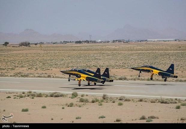تحویل 3 فروند جت جنگنده کوثر به نیروی هوایی ارتش (21)