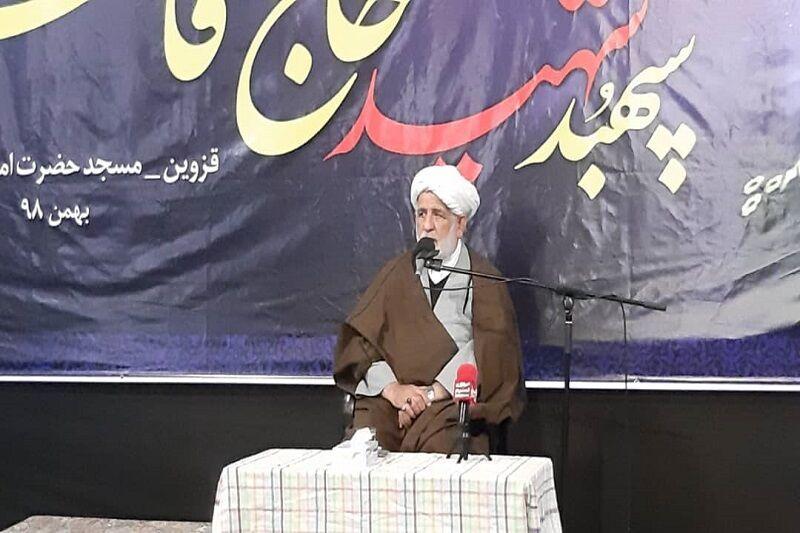 سردار حاج قاسم سلیمانی متعلق به همه ملتها بود
