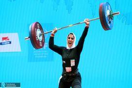 کارشناس وزنه برداری: الهام حسینی از دست دادن مدالش را از یاد نمیبرد/ زنان وزنهبردار از ابتداییترین امکانات محروم هستند
