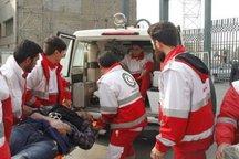 امداد رسانی به 20 مصدوم حوادث رانندگی در البرز